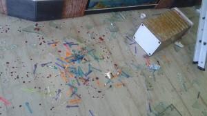 Aggressione bar Portorosa 10-6-2015 a
