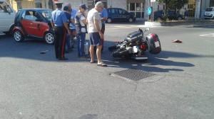 Incidente Barcellona PG 7-7-2015 a
