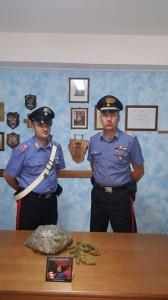 Carabinieri della Stazione di Longi