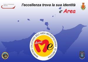 Manifesto marchio d'area Messina