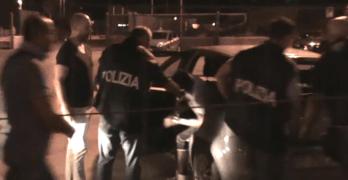 Ndiaya Ndiaga migranti scafista grigento Polizia (3)