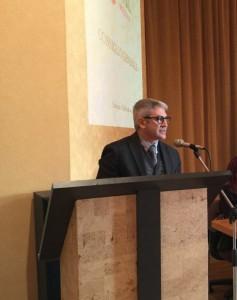 Tonino Genovese, segretario generale Cisl Messina