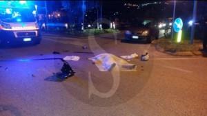 Incidente Monforte Marina 25-10-2015