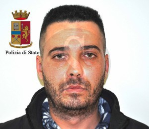 RICCOBONO DIEGO, 08.02.1979 Ragusa polizia