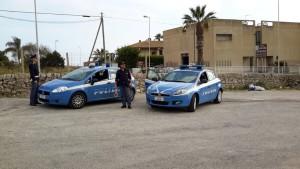 Ragusa Polizia controlli santa croce camerina