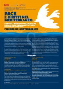 Pace e diritti nel Mediterraneo