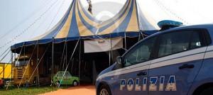 polizia-circo