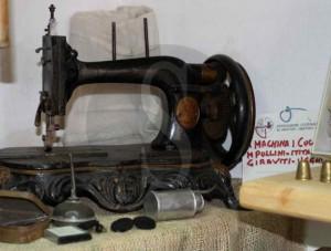 Museo Etno-antropologico Castanea - macchina da cucire