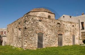 La chiesa bizantina a Rometta