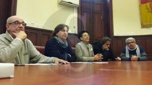Federazione nuova destra tavolo conferenza stampa 5-1-2016