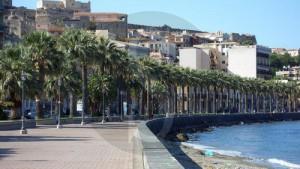 Marina Garibaldi, Milazzo