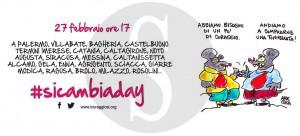 Campagna Fabrizio Ferrandelli, #sicambiaday