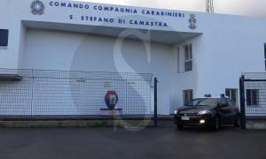 Carabinieri Santo Stefano di Camastra