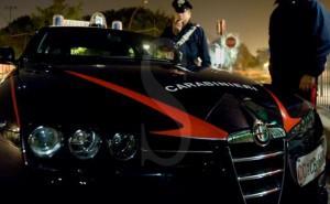Carabinieri, notte