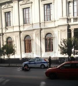 Incidente corso Cavour 22-2-2016 b
