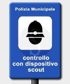 controlli controllo sosta scout sabato selvaggia