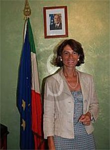 Il prefetto Francesca Ferrandino
