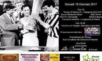 #Falcone. Un pomeriggio con Totò Schillaci allo Juventus Club