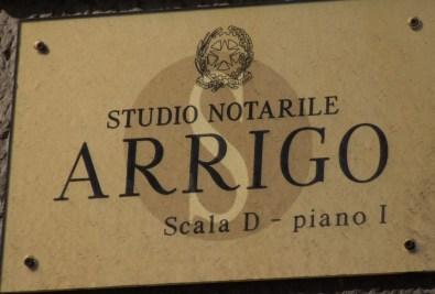 1. Arrigo