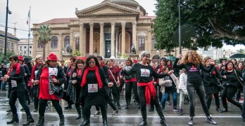L'edizione 2016 di One Billion Rising a Palermo
