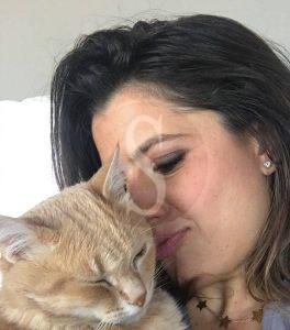 Il gatto Ciccio e la sua amica del cuore