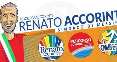 Politica. Amministrative 2018 Messina, le tre liste di Accorinti