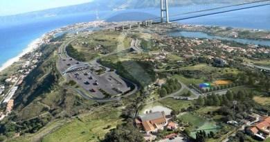 Messina, tutti uniti per il ponte sullo Stretto: grandi assenti al flash mob Ordine degli Ingegneri e CGIL