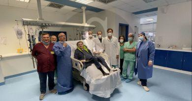 """Coronavirus Palermo, dimesso anche il secondo paziente bergamasco: """"Grazie Sicilia"""""""