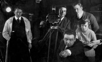 Un catanese con Hitchcock. Gaetano Ventimiglia dietro la cinepresa con Alfred Hitchcock