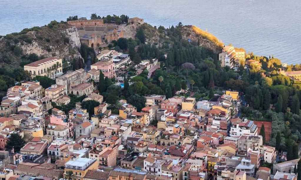 Castelmola and Taormina tour, will pick you up from Messina port and drive you to eastern Sicily to visit two of the most charming medieval villages.