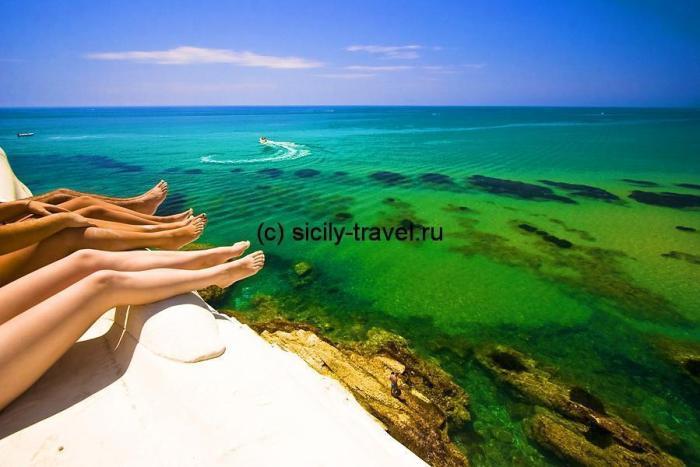 Пляж Скала деи Турки
