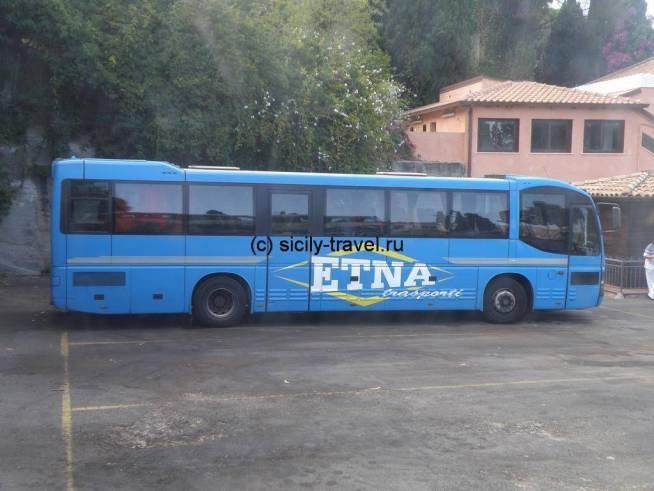 Автобус Etna