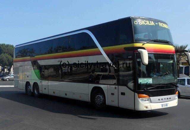 Автобус SAIS