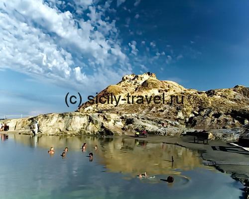 Пляжи Вулкано