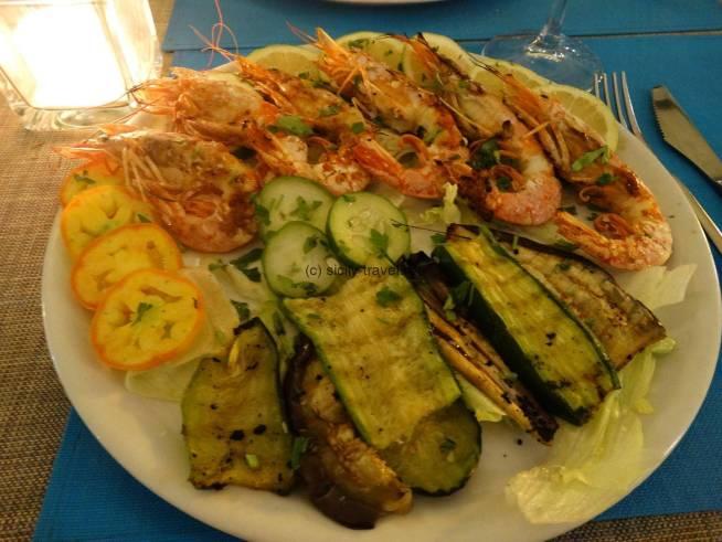Кухня ресторана Sikelia