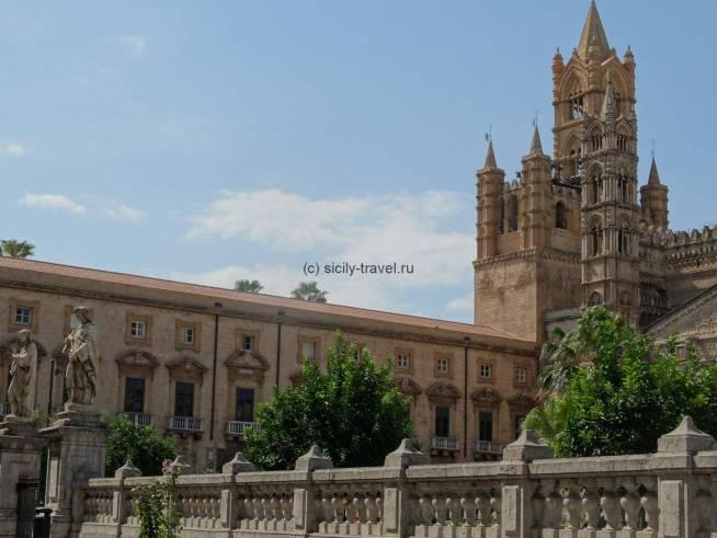 Палермо. Кафедральный Собор