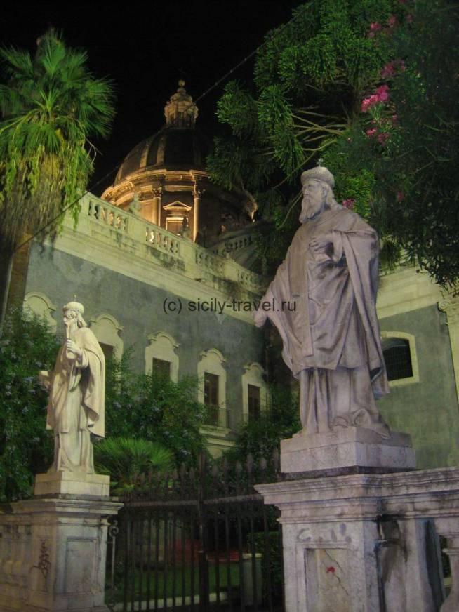 Кафедральный собор Катании