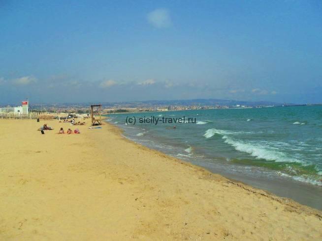Пляж Ла Плайя