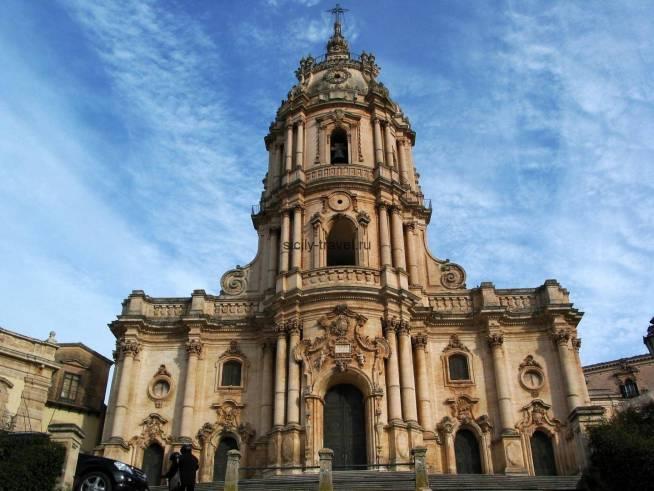 Церковь Сан Джорджио Модика