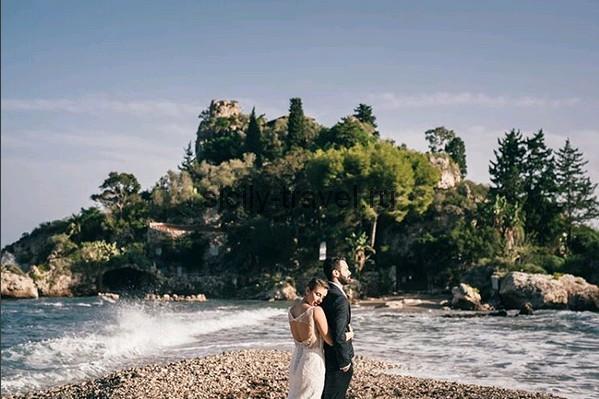 Свадьба в Таормине