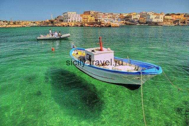 ВИП отдых на Сицилии Лампедуза