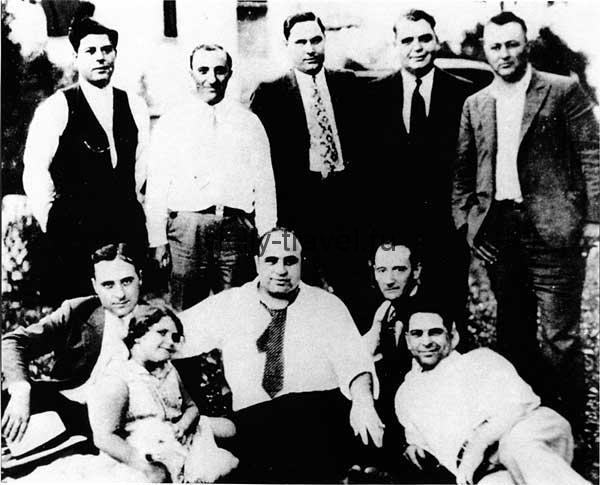 история сицилийской мафии