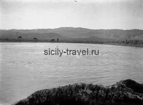 Озеро смерти на Сицилии