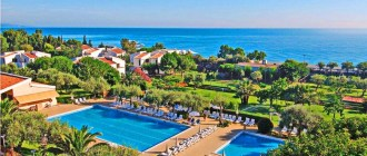 Unahotels Naxos Beach Сицилия