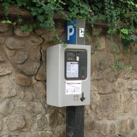 Парковочные автоматы Палермо