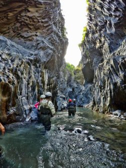 river trek gole alcantara sicily green adventures