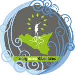 Sicily green Adventures logo