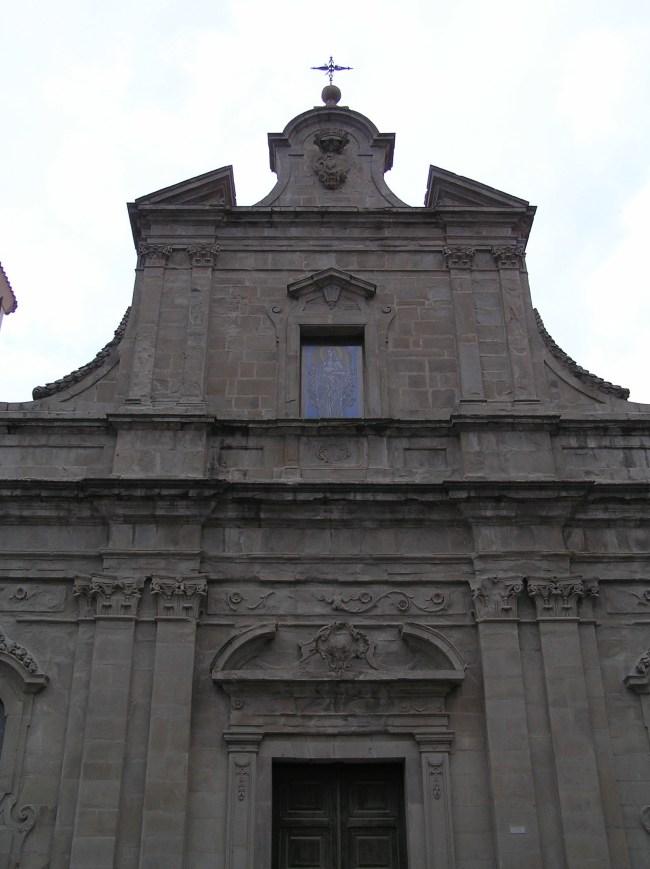 Raccuja's main church