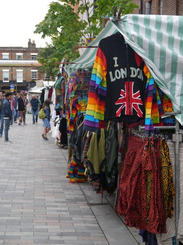 Karolyn's blog Camden Town