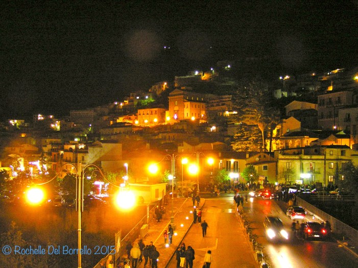 A picturesque Sicilian village